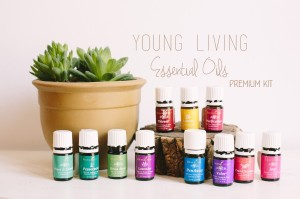 Young Living Premium Starter Kit Sustainably Healthy