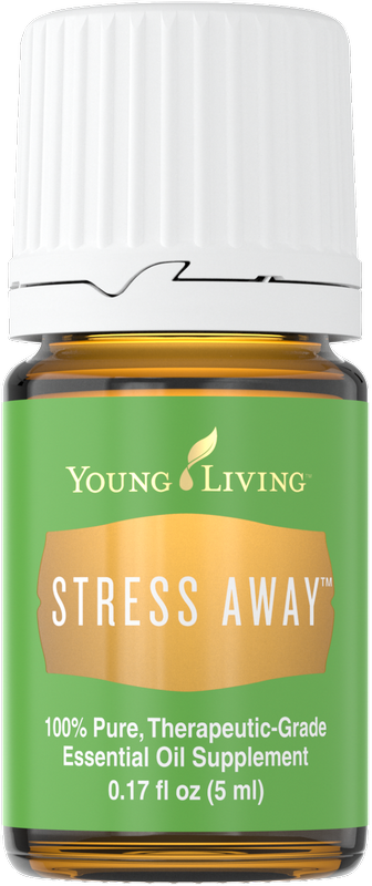 Stress Away The Oil Vibe