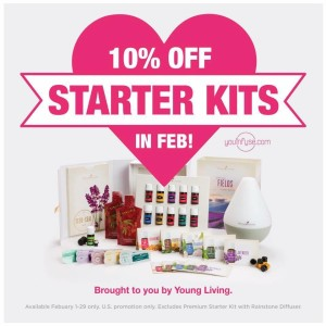 the oil vibe premium starter kit 10% off