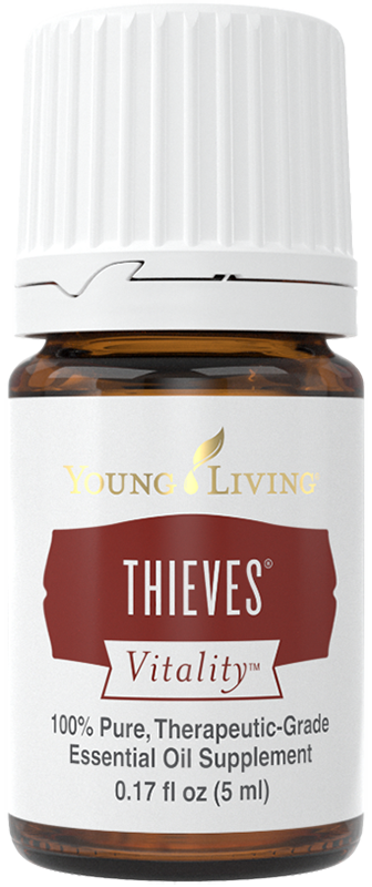 Thieves Vitality Oil The Oil Vibe